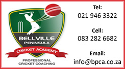 Bellville Peninsula Cricket Academy
