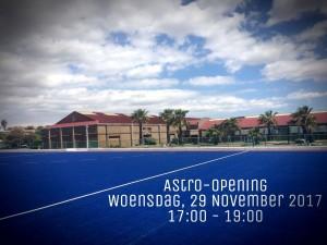 Astro Opening