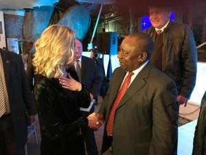 Hanmari Pretorius skud president se hand