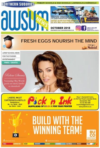 AWSUM Oktober 2018